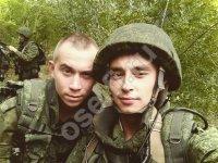 Селфи солдатов