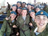 Армейское селфи и день ВДВ
